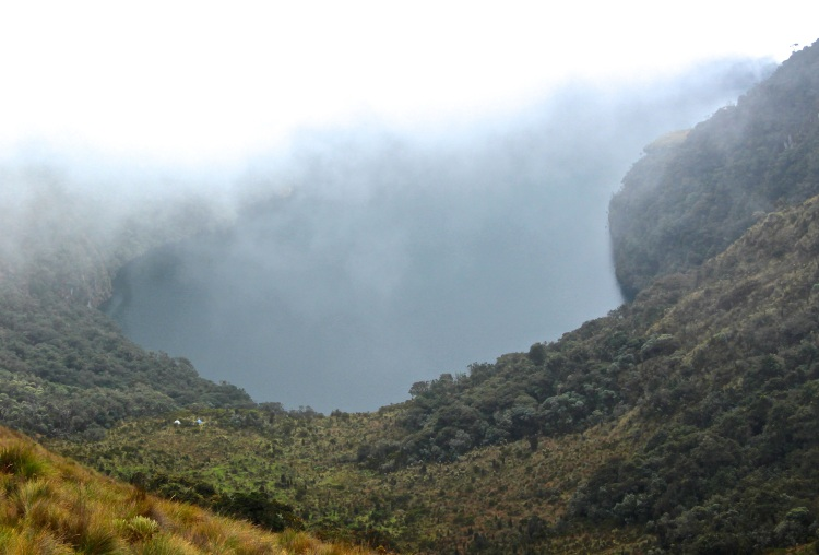 laguna clouds