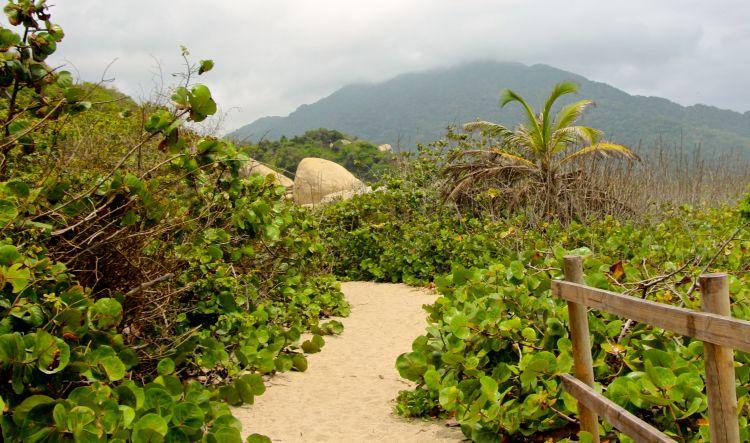 tayrona-hike