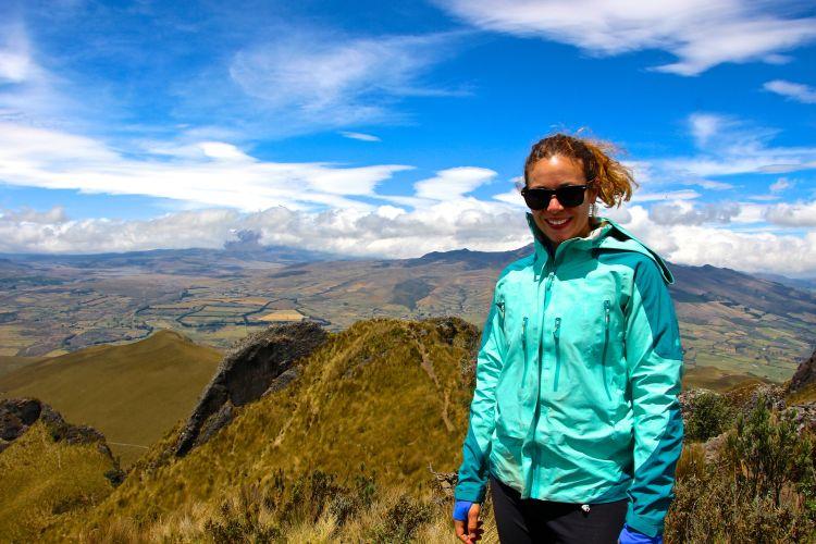 Shan Pasochoa hike