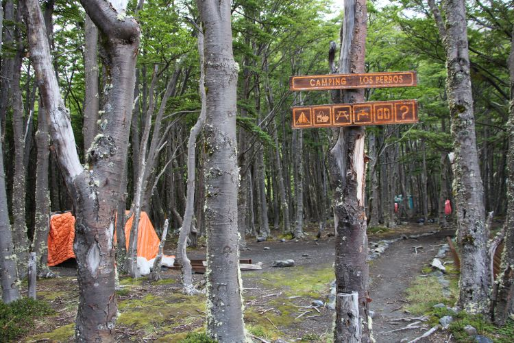 Camping Los Perros