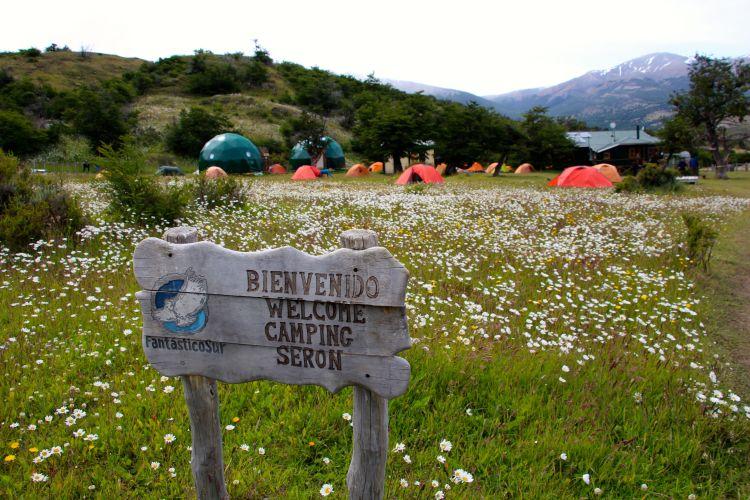 Camping seron