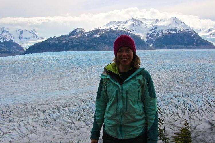 Shan Grey Glacier